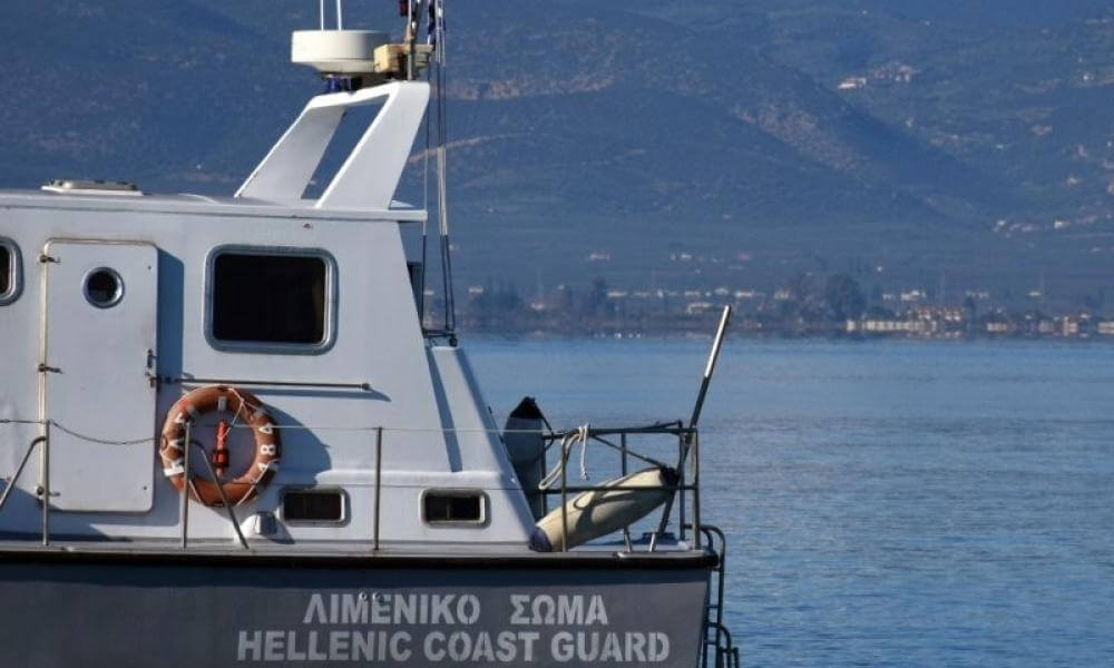 Προσάραξη σκάφους στην Χαλκίδα