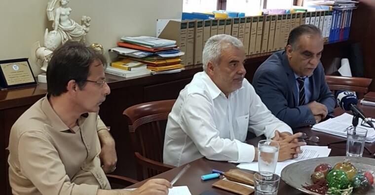 Λαγουδάκης-Βρεττάκος: ΝΑΙ στο εργοστάσιο της Δούρου, ΟΧΙ στου Πατούλη