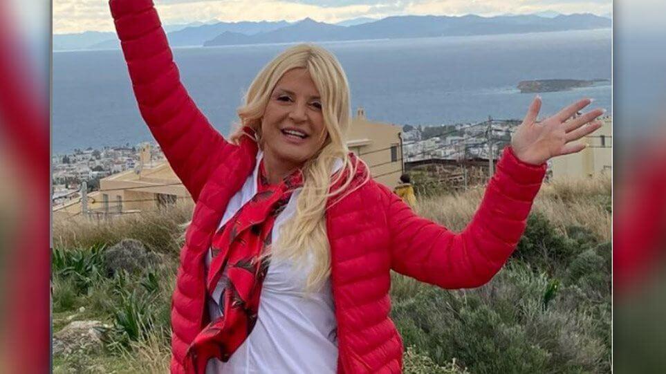 Μαρίνα Πατούλη: «Παίρνω εξιτήριο απ' όσα με πονάνε»