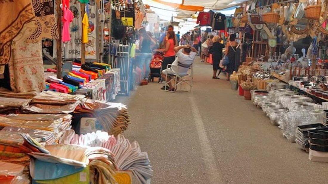 Δήμος Περάματος: Αναστέλλεται το Παζάρι του Σχιστού την Κυριακή 11 Απριλίου