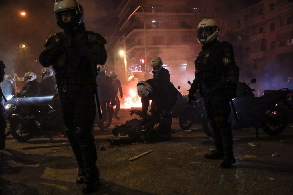 Νέα Σμύρνη: Ταυτοποιήθηκε ένας εκ των δραστών