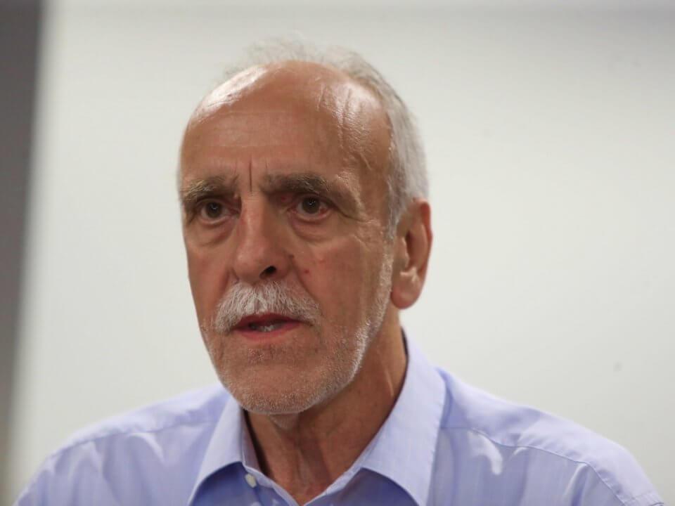 ΣΕΓΑΣ: Νοσηλεύεται με κορωνοϊό ο Βασίλης Σεβαστής