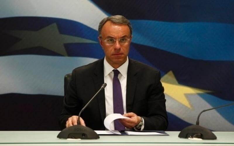 Σταϊκούρας: Διπλή αποζημίωση για ιδιοκτήτες ακινήτων στα μέσα Απριλίου