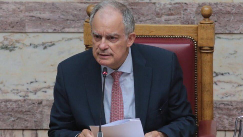 Τασούλας: Τέλος η αριστερή στροφή στη Βουλή για όλους-Θα μπει φανάρι