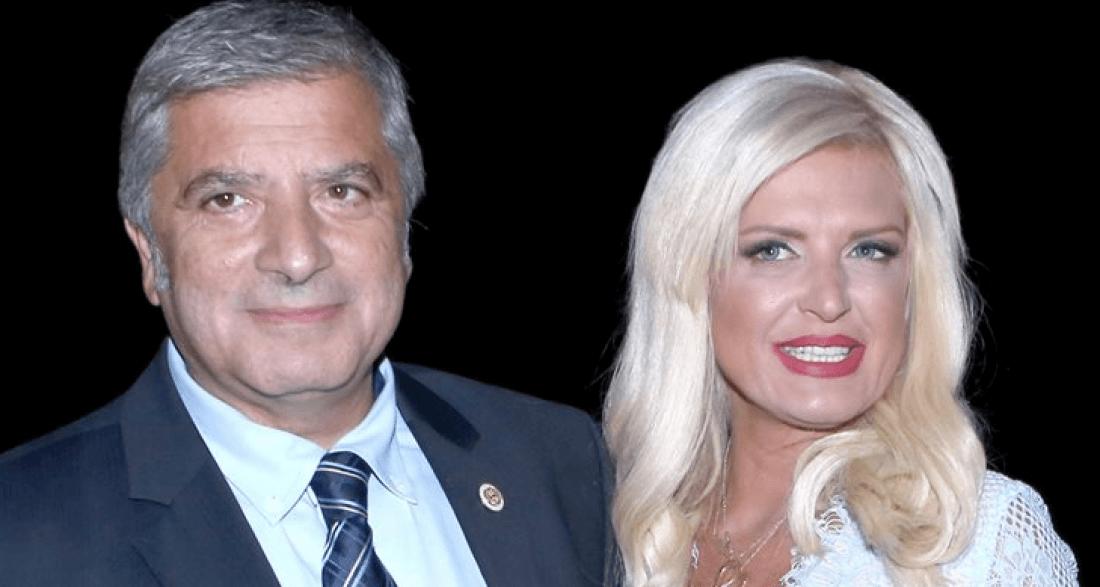 Γιώργος Πατούλης: Απέστειλε εξώδικο στη σύζυγό του