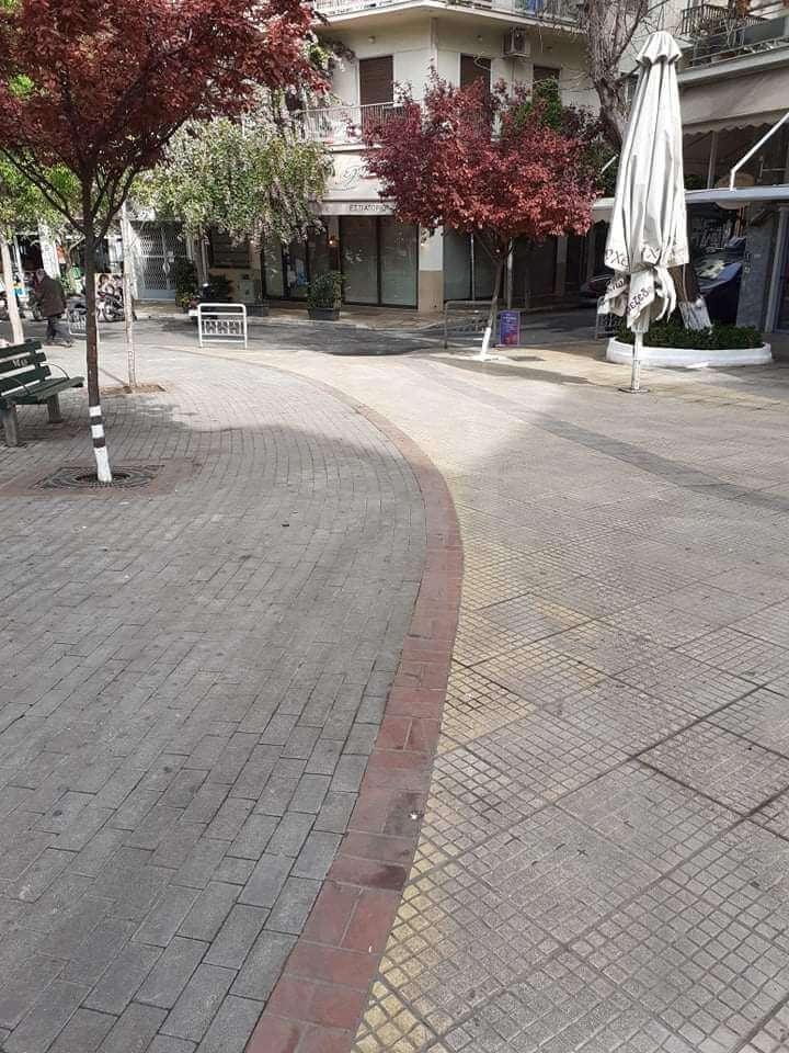 Ελαμψε πάλι η πλατεία Αγ. Γεωργίου: επιχείρηση καθαριότητας του Δήμου Αθηναίων