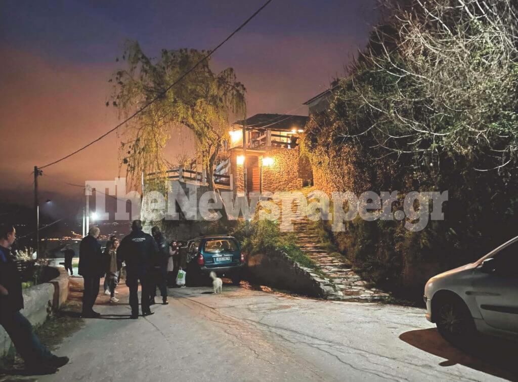 Τραγωδία στη Μακρινίτσα: Άγρια δολοφονία-Νεκρά δύο αδέλφια, συνελήφθη ο δράστης