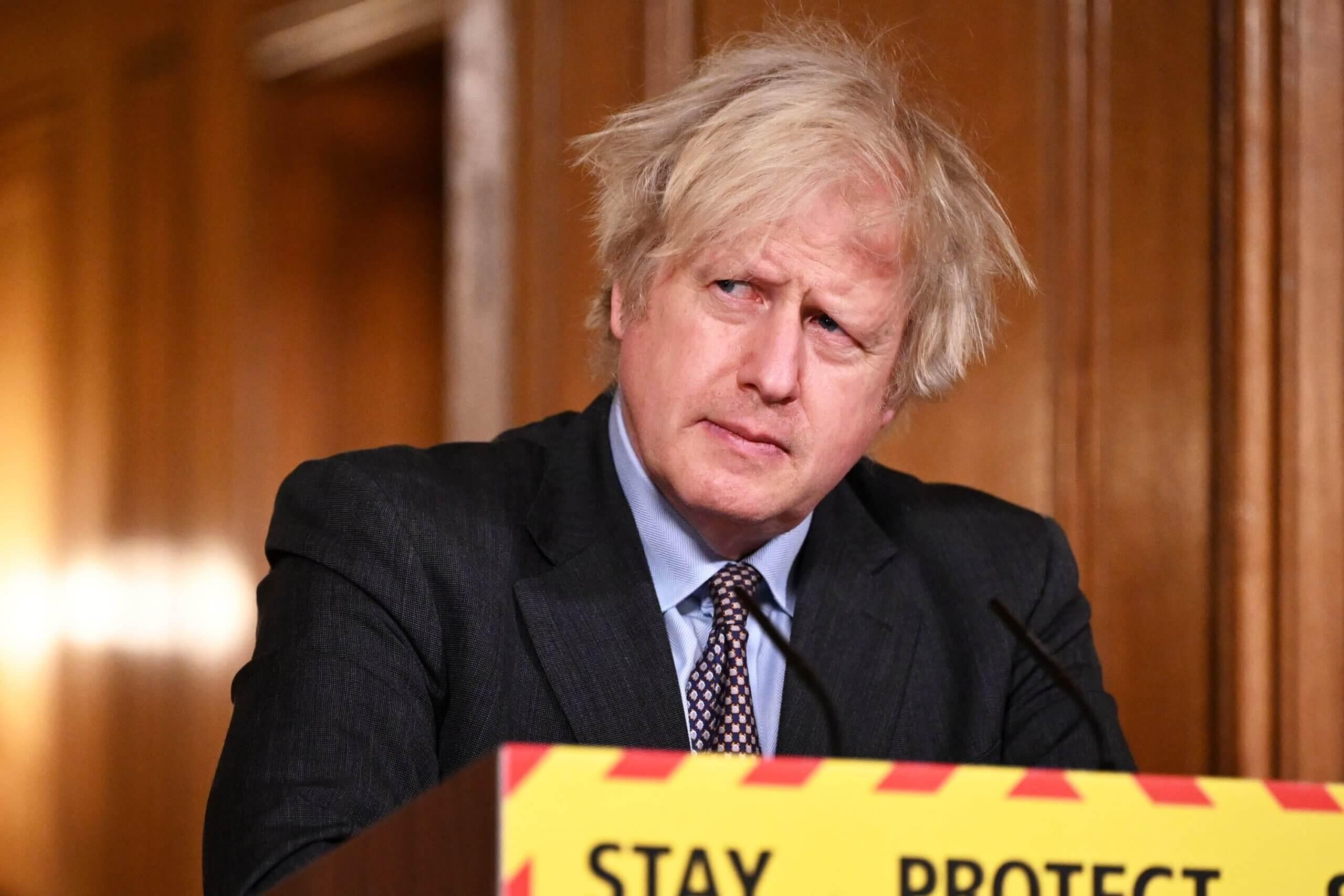 Βρετανία: Σάλος από τη δήλωση Τζόνσον