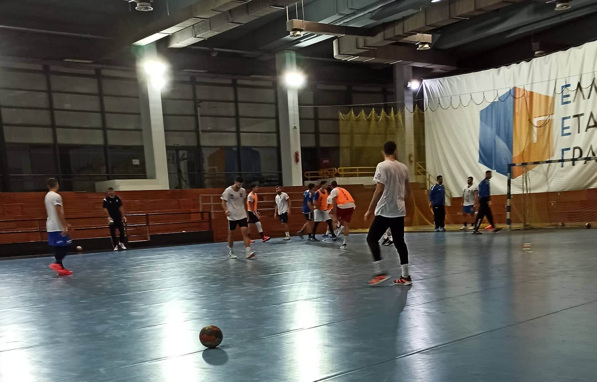 Στον Κορυδαλλό οι αγώνες της Εθνικής χάντμπολ