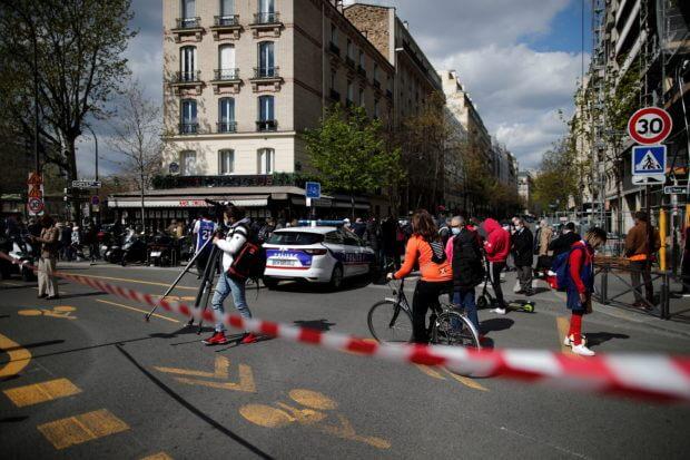Παρίσι: Ένας νεκρός και ένας τραυματίας από πυροβολισμούς έξω από νοσοκομείο