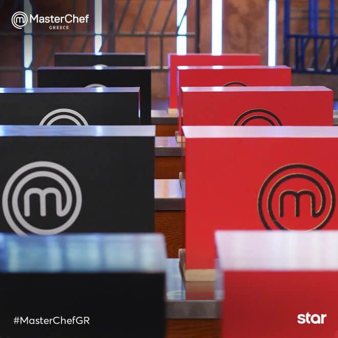 Masterchef: Χωρίς κάρτα ασυλίας η δεκάδα-Το Mystery Box