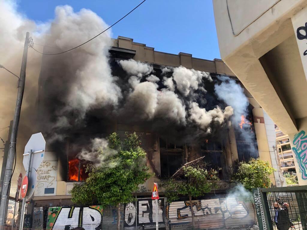 Γιάννης Μώραλης: Το κτήριο στην Σκυλίτση πρέπει να κατεδαφιστεί