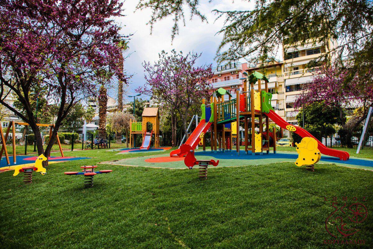 Κορυδαλλός: Μία νέα πλατεία γεννήθηκε στην πόλη