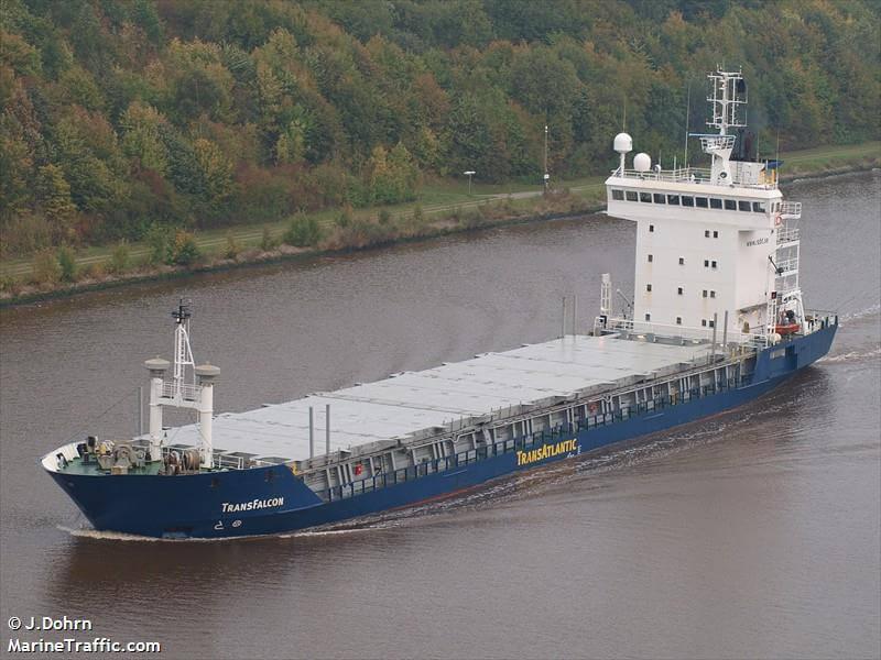 Μηχανική βλάβη Φ/Γ πλοίου στο Κερατσίνι