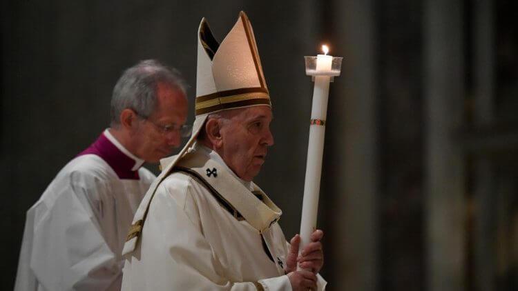 Πάσχα των Καθολικών: Για δεύτερη φορά γιορτάζεται εν μέσω πανδημίας