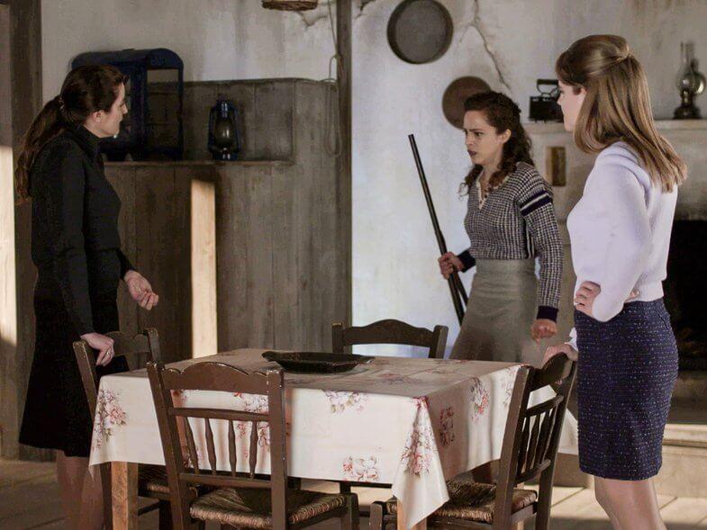 Άγριες Μέλισσες: Η Σοφούλα σε μοναστήρι-Ο Μιλτιάδης αποκαλύπτει στο Δούκα ένα ένοχο μυστικό από το παρελθόν