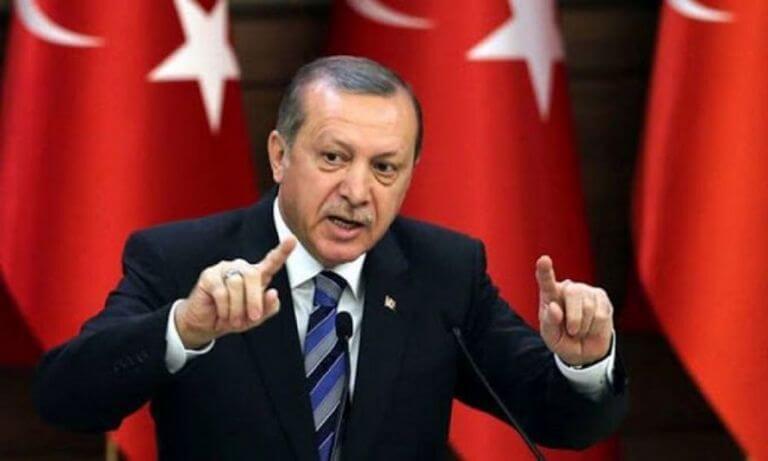 Τουρκία: «Απειλή πραξικοπήματος» βλέπει ο Ερντογάν από την ανακοίνωση των απόστρατων ναυάρχων