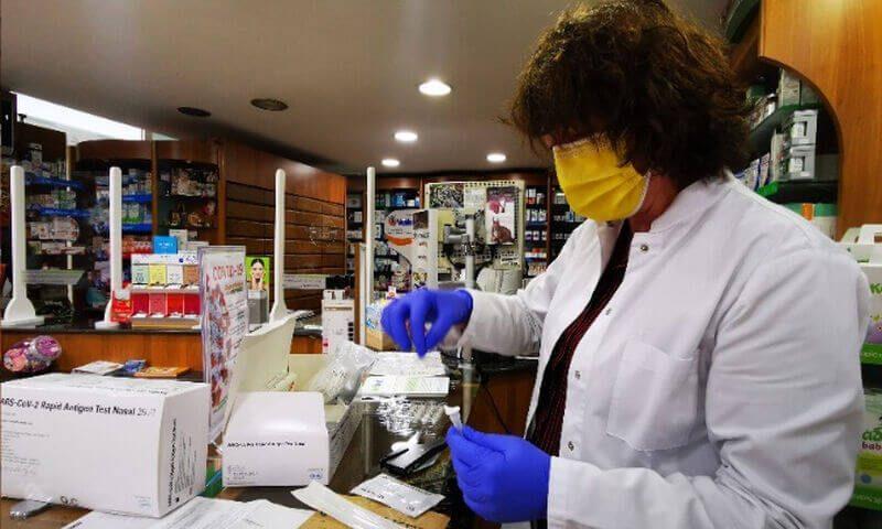 Πελώνη: Δωρεάν self test σε 900.000 εργαζόμενους δημοσίου & ιδιωτικού τομέα -Τι είπε για την ψήφο των αποδήμων