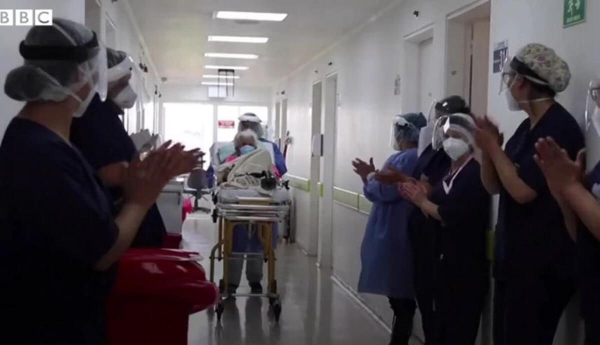 Κολομβία: Γιαγιά 104 ετών νικά τον κορωνοϊό για δεύτερη φορά!
