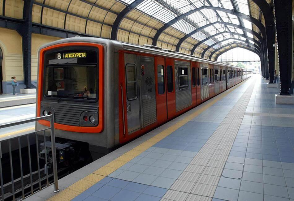 Συναγερμός στον ΗΣΑΠ: Άνδρας έπεσε στις γραμμές στο τμήμα Πειραιάς-Ταύρος