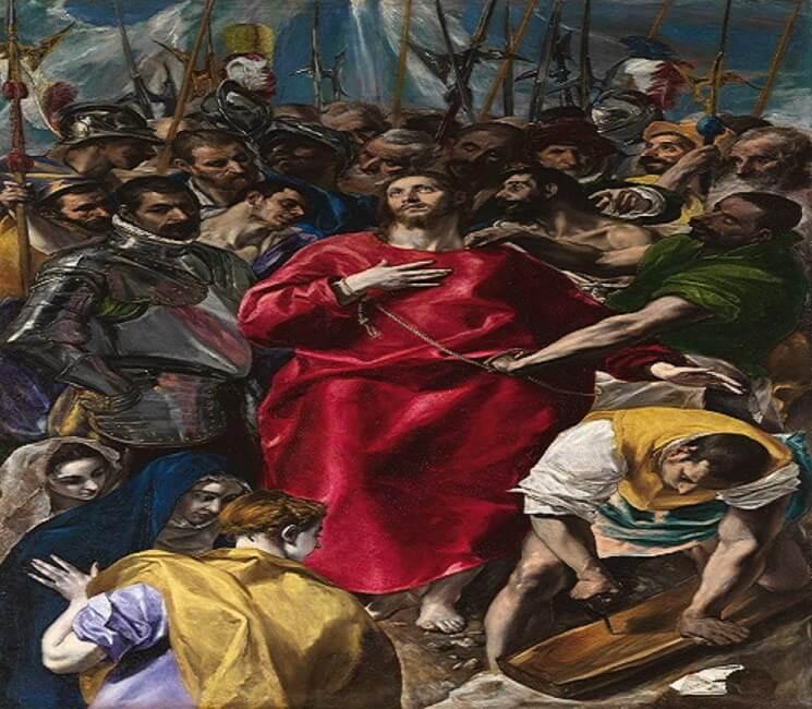 Ελ Γκρέκο - Ο Ζωγράφος της Ανάστασης