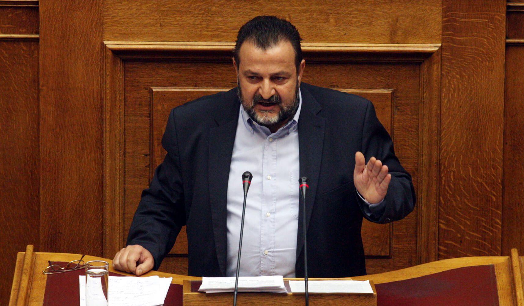 Κεγκέρογλου:«Η Κυβέρνηση αρνείται το διάλογο, προχωρά ερήμην των παραγωγικών φορέων»