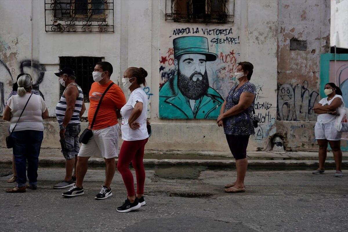 Κούβα - Κορωνοϊός: Αρνητικό ρεκόρ ημερήσιων θανάτων