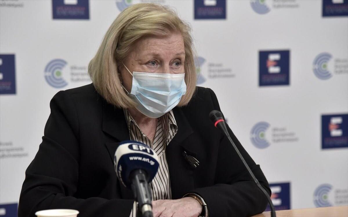 Θεοδωρίδου: Όχι στο εμβόλιο της AstraZeneca σε εγκύους