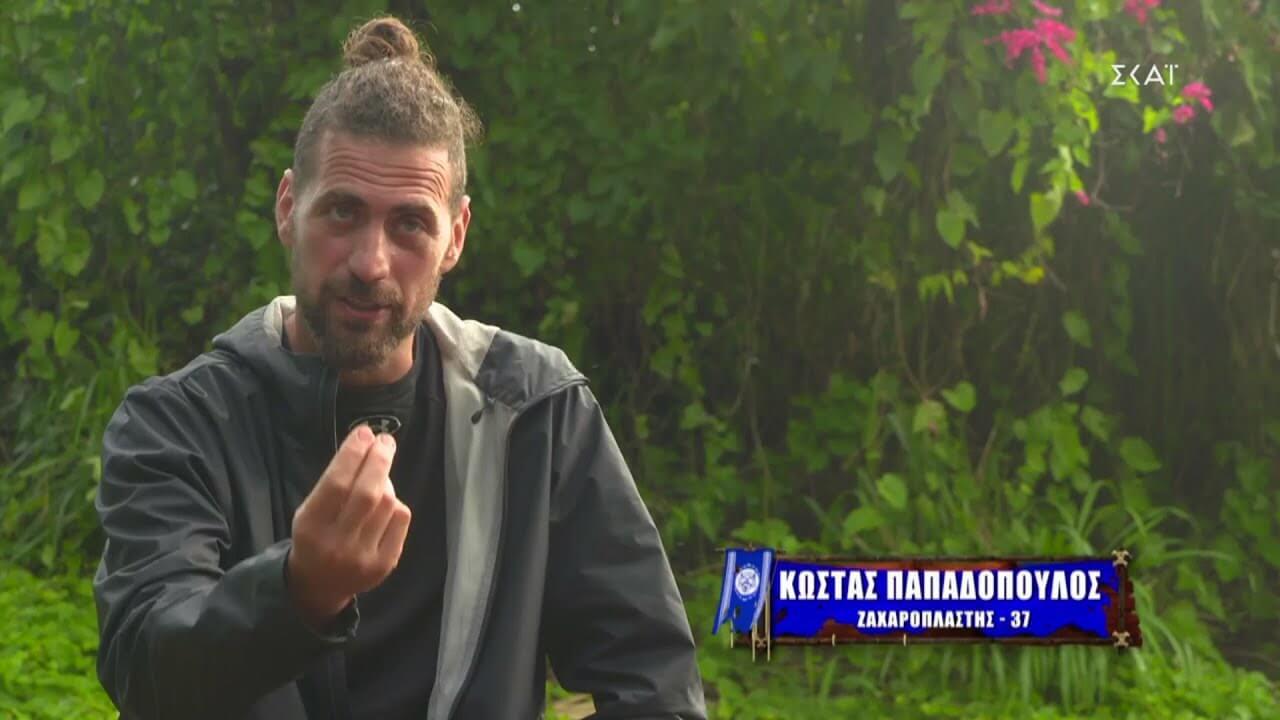Survivor: Έφυγε ο Κώστας Παπαδόπουλος - Συνεχίζονται οι κόντρες