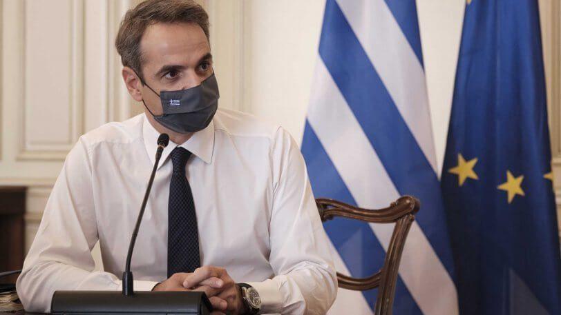Μητσοτάκης: «Το οκτάωρο παραμένει ως έχει»- Να μη γίνονται πρόωρες εκτιμήσεις για τα μέτρα της πανδημίας ζήτησε από τους Βουλευτές