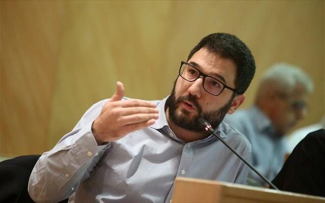Ηλιόπουλος: «Η ΝΔ είναι τρομοκρατημένη με την εξεταστική»