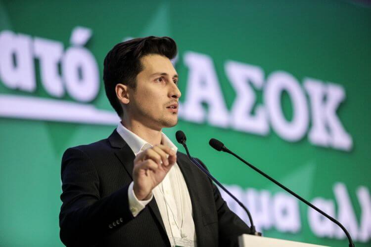 Ο Παύλος Χρηστίδης υποψήφιος για την ηγεσία του Κινήματος Αλλαγής
