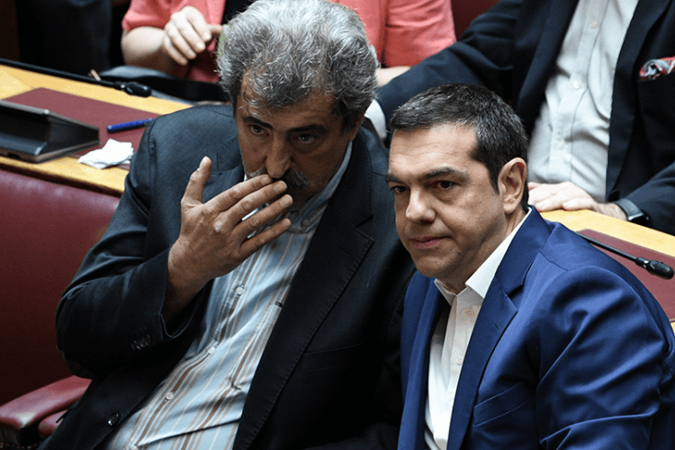 «Άδειασμα» Τσίπρα σε Πολάκη για τους «δοσίλογους» της ΝΔ- Τι απάντησε ο Βουλευτής