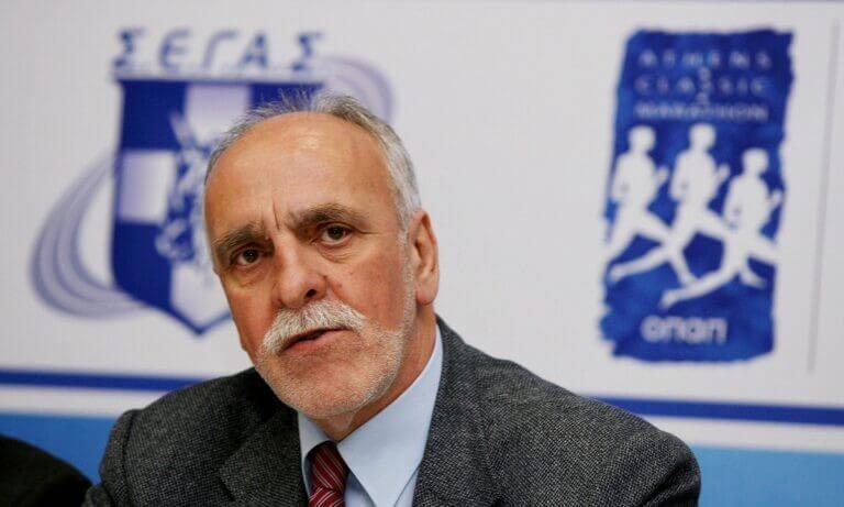 ΕΚΤΑΚΤΟ: Απεβίωσε από κορωνοϊο ο πρόεδρος του ΣΕΓΑΣ Βασίλης Σεβαστής