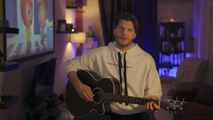 «Σπάσε τη Σιωπή»: Το τραγούδι του Λούκα Γιώρκα για την πρόληψη της παιδικής σεξουαλικής κακοποίησης