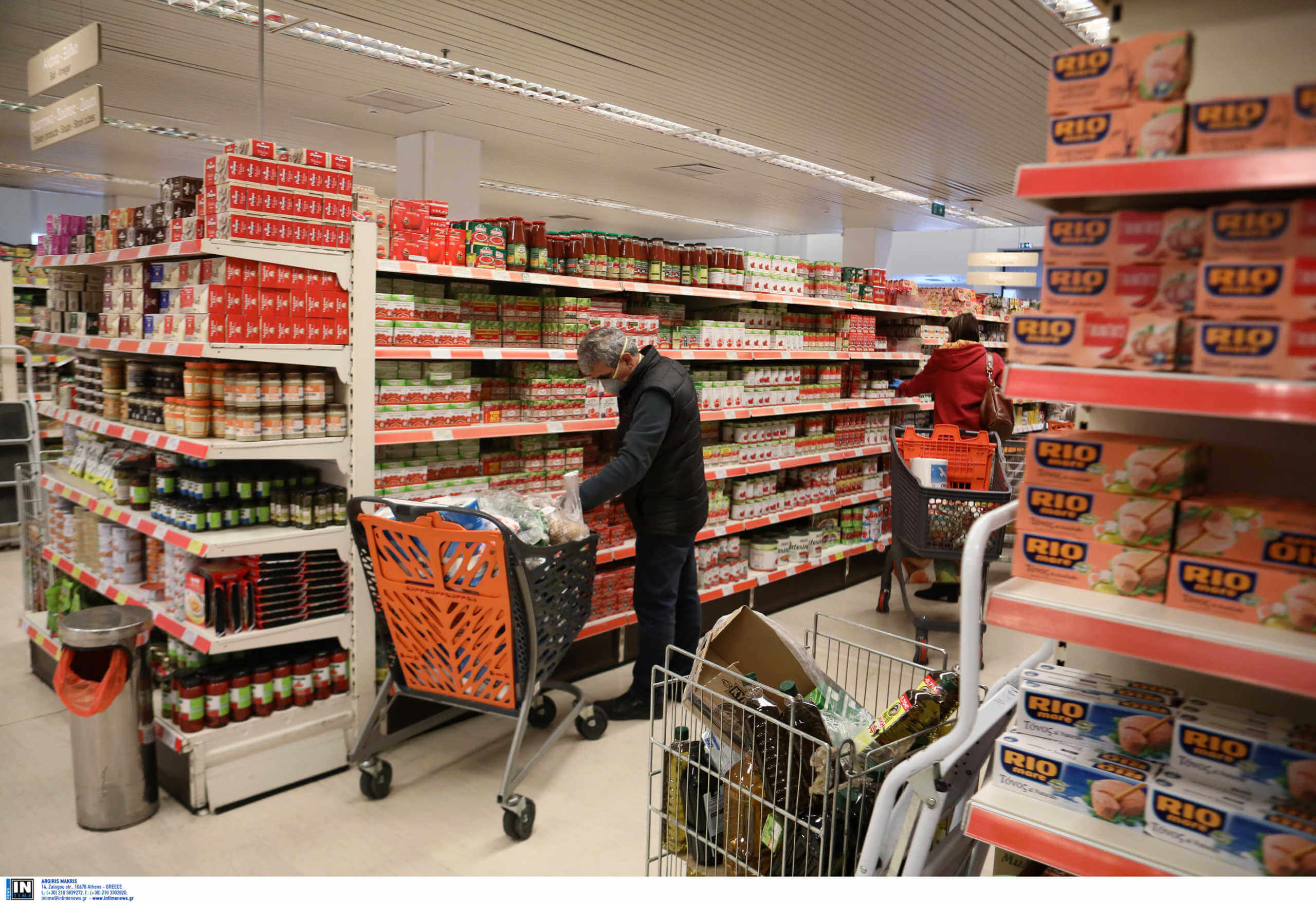Μεγάλη Εβδομάδα: Δείτε το ωράριο σούπερ μάρκετ & εμπορικών καταστημάτων