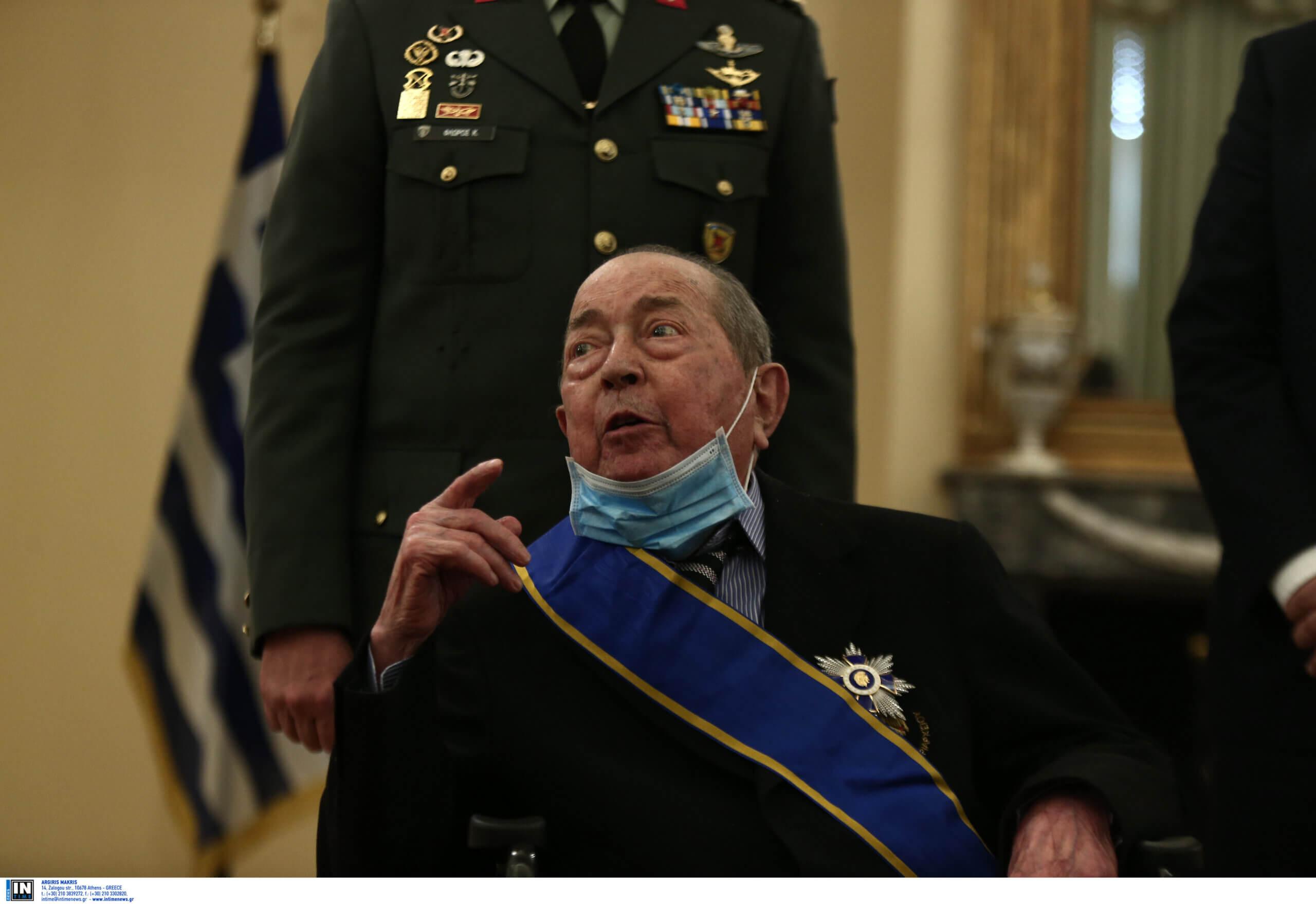 Απεβίωσε ο Ιάκωβος Τσούνης, ο εφοπλιστής που δώρισε την περιουσία του στις Ένοπλες Δυνάμεις