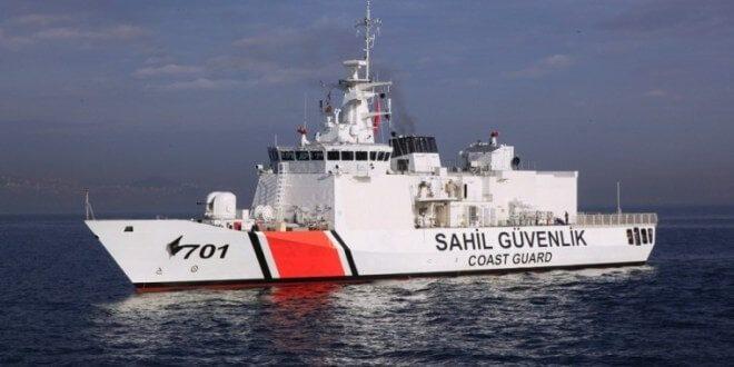 Απίστευτη πρόκληση: Τουρκικές ακταιωροί παρενοχλούν Ελληνικά σκάφη στη Μυτιλήνη (ΒΙΝΤΕΟ)