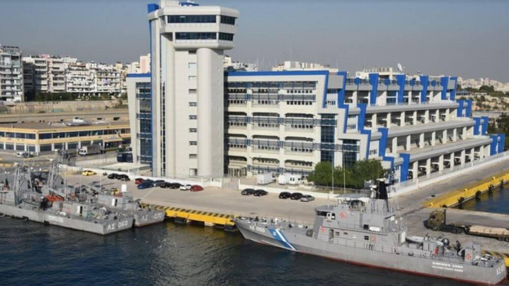 Έναρξη επιχειρησιακής λειτουργίας του εξοπλισμού του Ελληνικού Κέντρου Ελέγχου Αποστολών (ΕΚΕΑ)