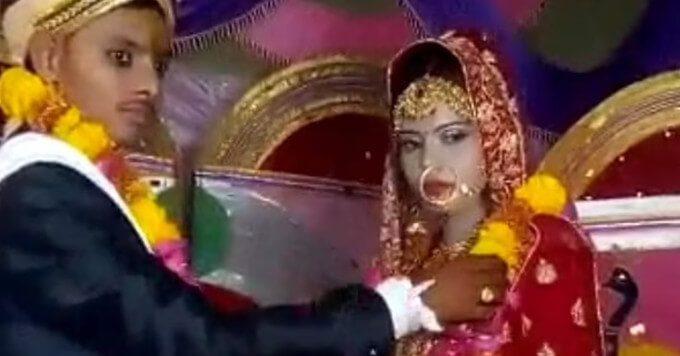 ΕΠΟΣ: Η νύφη πέθανε την ώρα του γάμου και ο γαμπρός παντρεύτηκε την αδερφή της