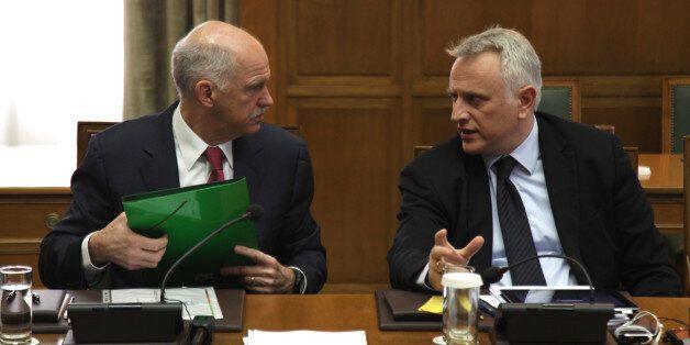 Γιάννης Ραγκούσης: Να ρωτήσετε τον Γιώργο Παπανδρέου για τα χρέη του ΠΑΣΟΚ