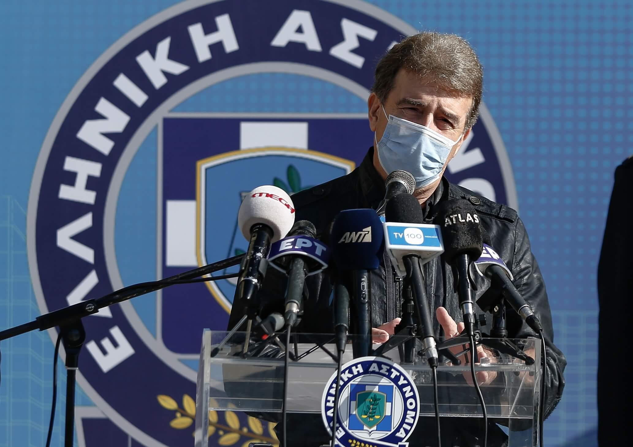 Τεράστια επιτυχία για την Ελληνική Αστυνομία και τον Μιχάλη Χρυσοχοϊδη