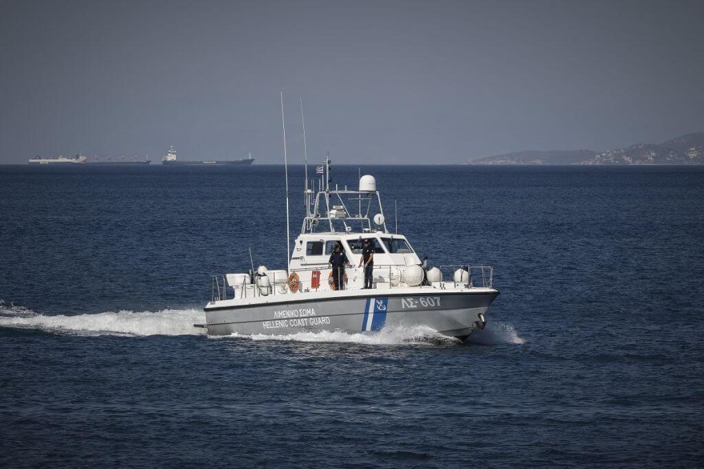 Σύγκρουση Α/Κ σκάφους με Τ/Χ σκάφος στην Κάρυστο