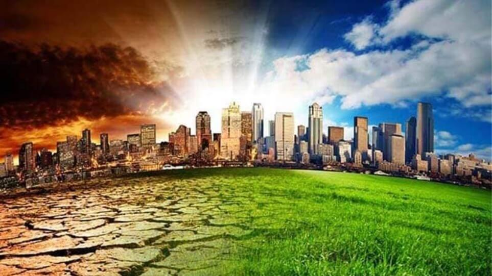Opinion Poll: Συζήτηση - παρουσίαση της έρευνας για την Κλιματική Αλλαγή