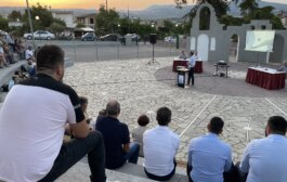 Επίσκεψη Παύλου Γερουλάνου στη Θράκη και τη Φθιώτιδα