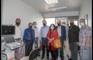Νεο  σύγχρονο υπερηχοτομογράφο απέκτησε το Κέντρο Υγείας Νίκαιας