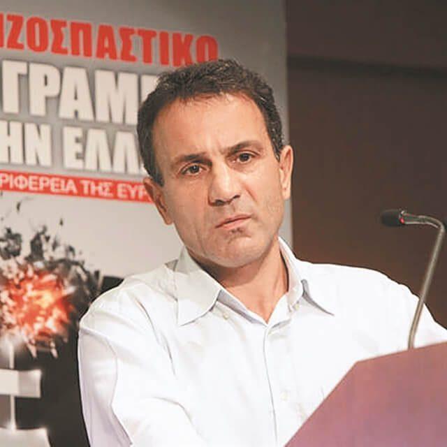 Στρατούλης - Λαπαβίτσας φτιάχνουν νέο κόμμα - Ποια πρώην στελέχη του ΣΥΡΙΖΑ συμμετέχουν