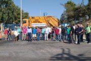 Δήμος Κερατσινίου-Δραπετσώνας: Παράσταση διαμαρτυρίας έξω από το ΣΜΑ του Σχιστού