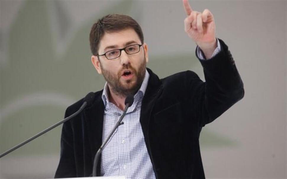 Ο Νίκος Ανδρουλάκης και επίσημα διεκδικεί την ηγεσία του Κινήματος Αλλαγής