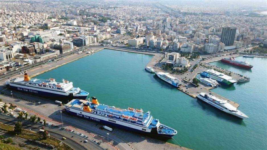 Ακτοπλοϊκή σύνδεση του Πειραιά με τη Λεμεσό